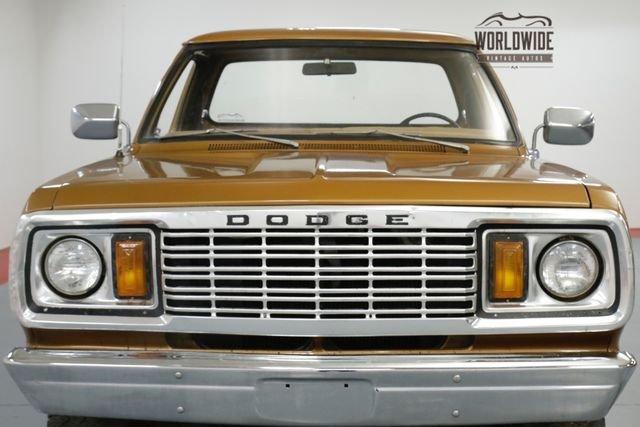 1978 Dodge Power Wagon