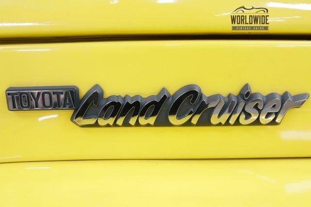 1980 Toyota Land Cruiser
