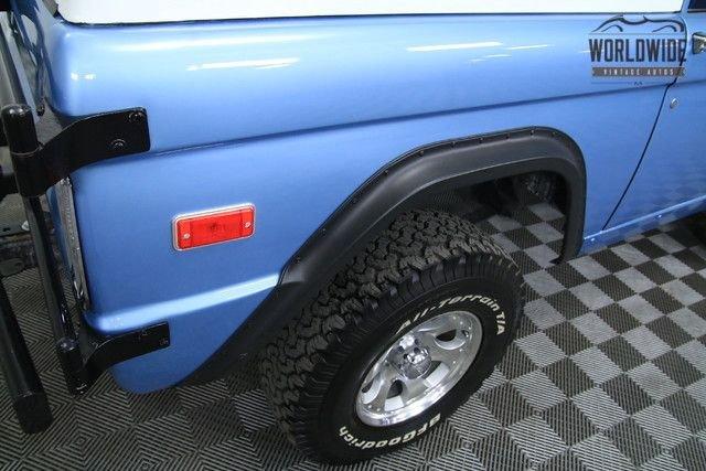 1970 Ford Bronco 4X4