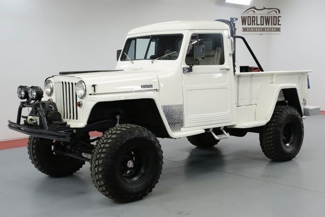 1947 Jeep Willys