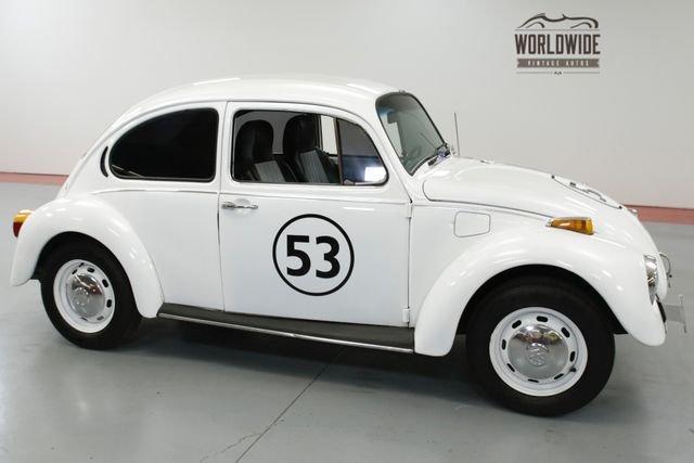 1973 Volkswagon Beetle