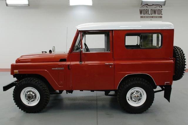 1969 Datson Patrol