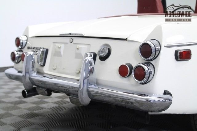 1970 Datsun 2000 Srl311 Roadster