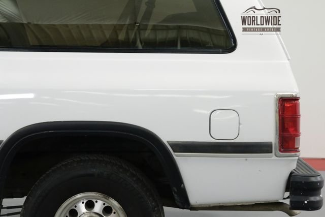 1992 Dodge Ram Charger