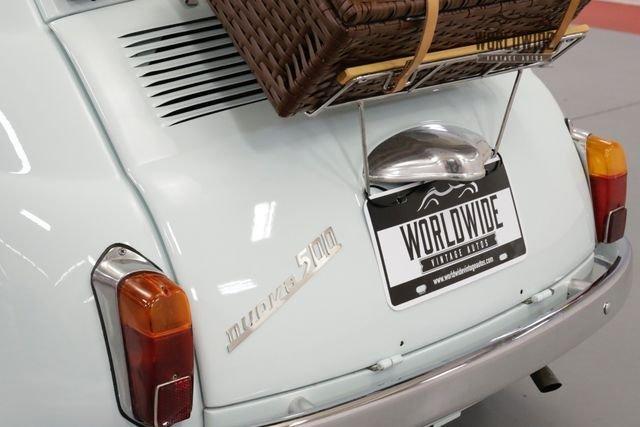 1964 Fiat 500D