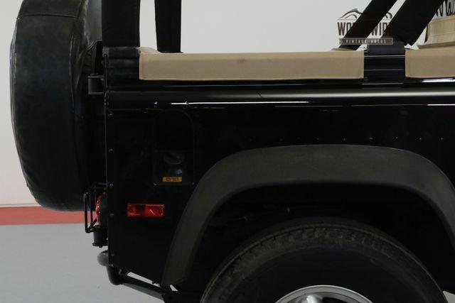 1995 Land Rover Defender 90