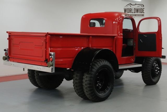 1941 Dodge Power Wagon