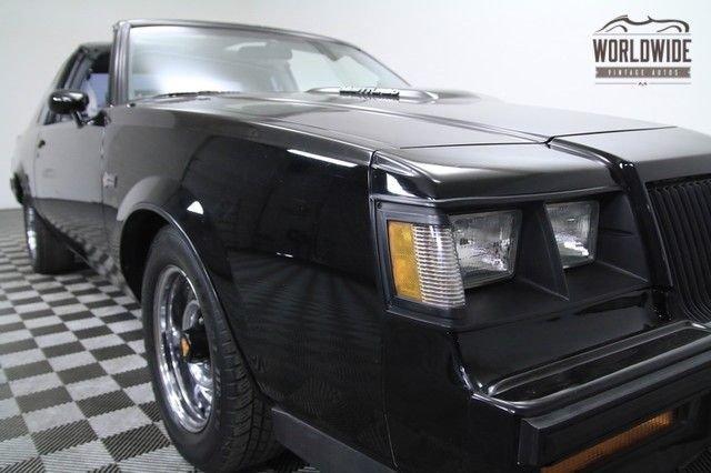 1987 Buick Grand National, Rare! Turbo V6