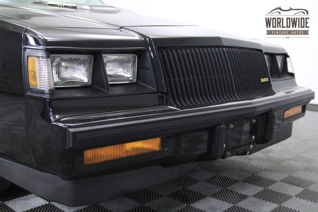 1987 Buick Grand National, Rare! Turbo V6