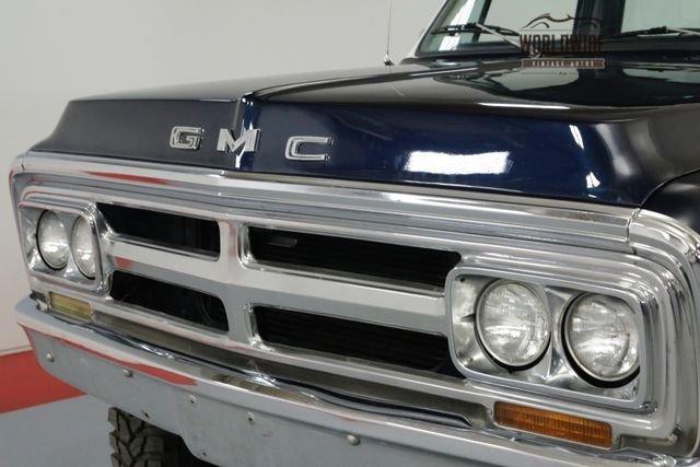 1972 GMC Sierra