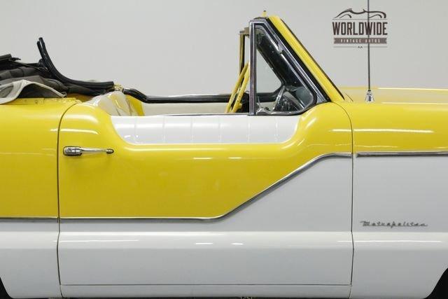 1961 Nash Metropolitan