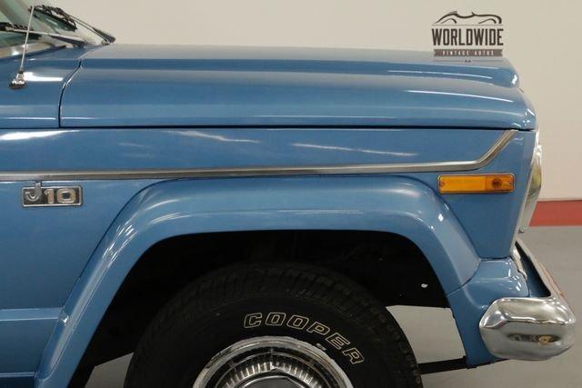 1975 Jeep J10