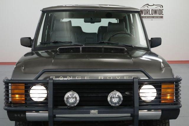 1990 Land Rover Range Rover