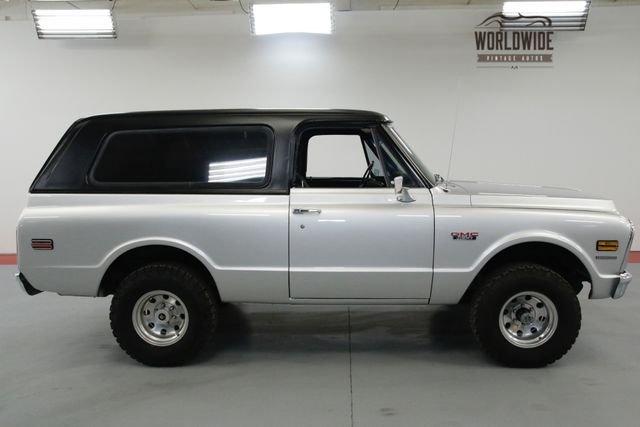 1970 GMC Jimmy
