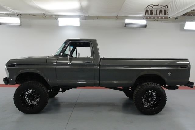 1975 Ford F250