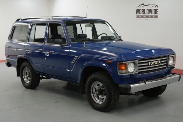 1986 Toyota Land Cruiser
