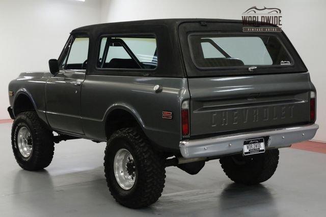 1970 Chevrolet Blazer