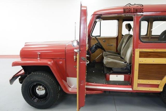 1950 Willys Wagon