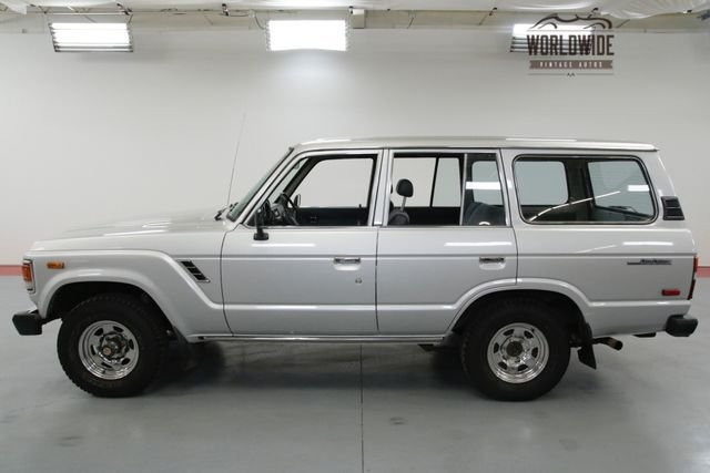 1985 Toyota Land Cruiser
