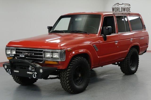 1989 Toyota Land Cruiser
