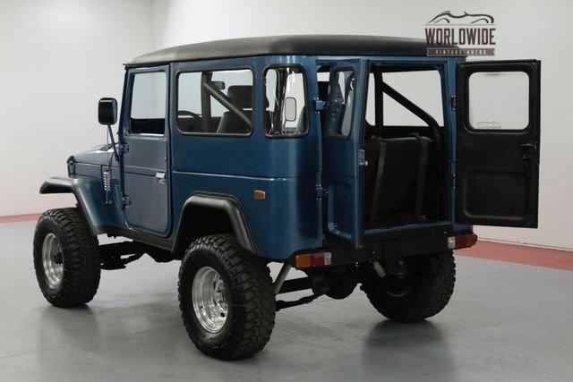 1974 Toyota Land Cruiser