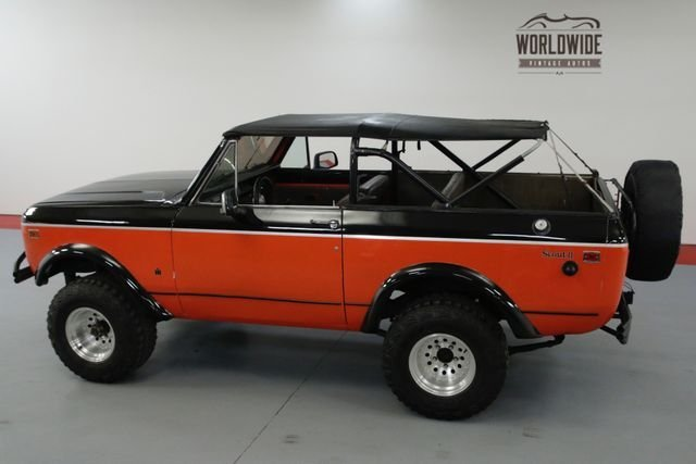 1973 International Scout
