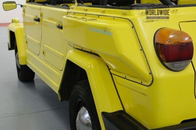 1971 Volkswagon Thing