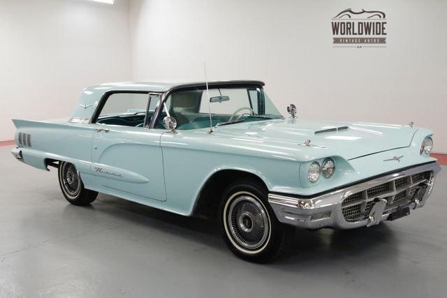 1960 Ford Thunderbird