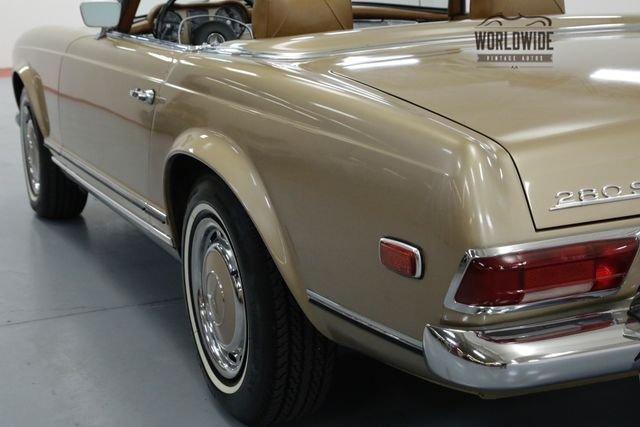 1969 Mercedes Benz 280Sl