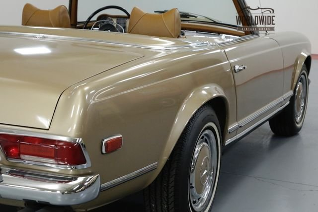 1969 Mercedes Benz 280Sl