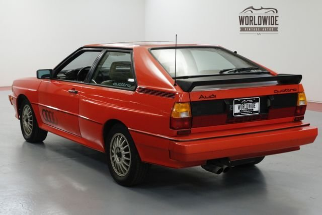 1983 Audi Quattro