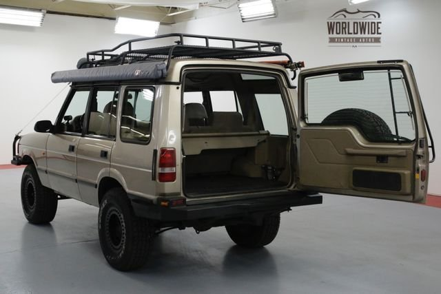 1995 Land Rover Discovery