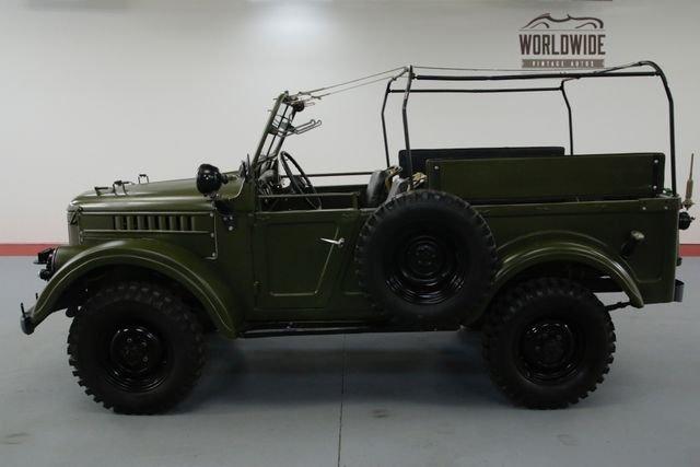 1960 Jeep Gaz 69