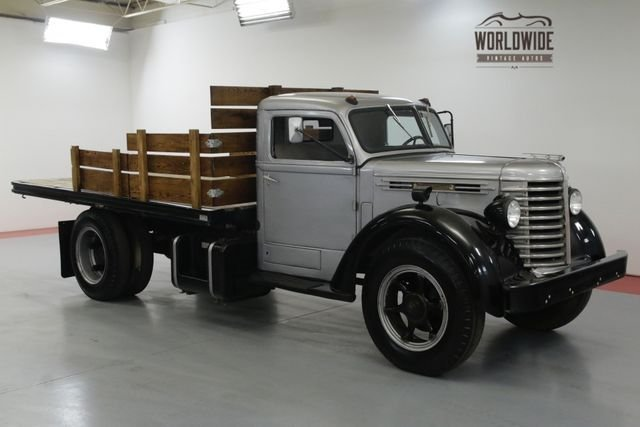 1948 Diamond T Pickup