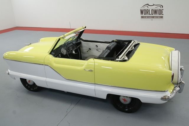 1957 Nash Metropolitan