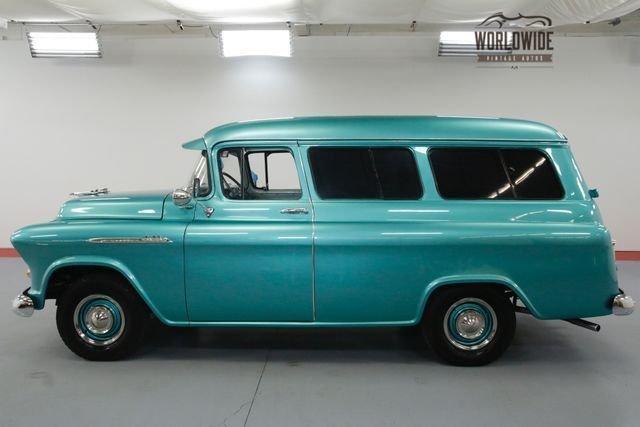 1956 Chevrolet Suburan