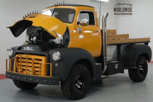 1950 GMC Coe