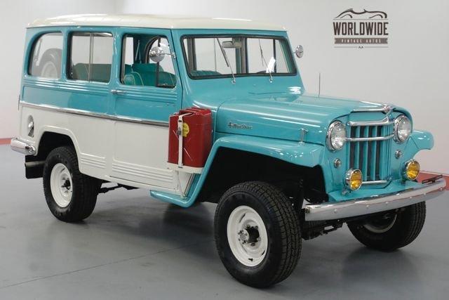 1969 Willys Wagon