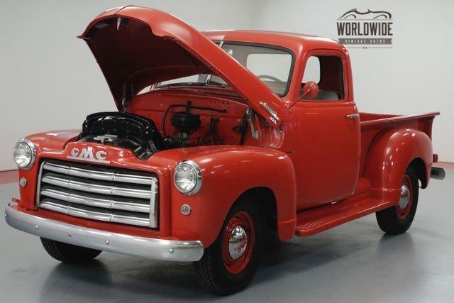 1951 GMC 100