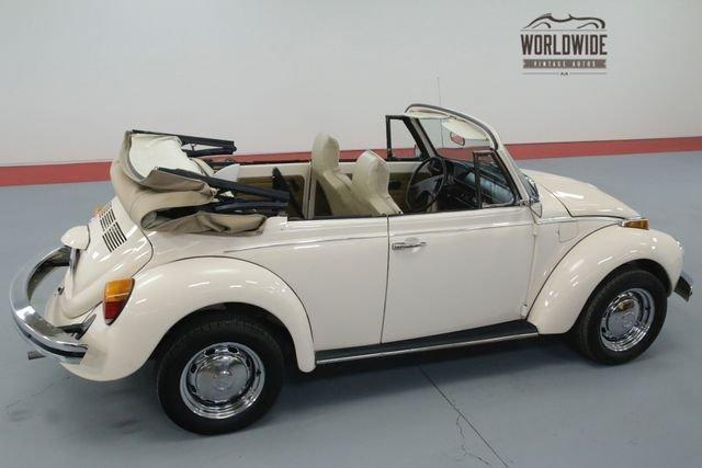1979 Volkswagon Beetle