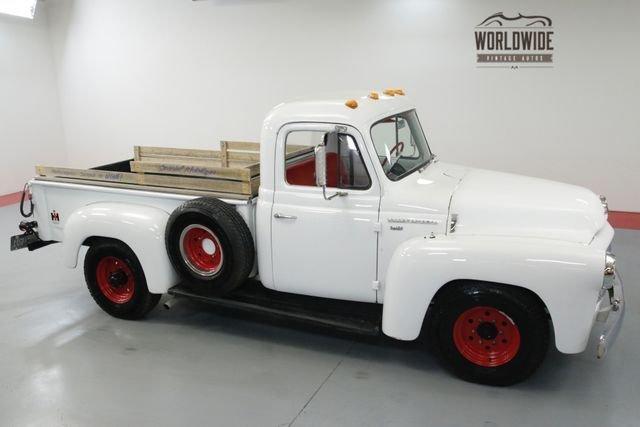 1957 International S120