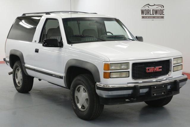 1994 GMC Yukon