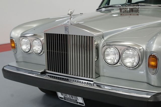 1976 Rollys Royce Silver Shadow