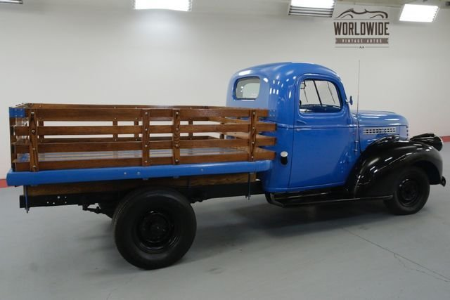 1946 Chevrolet Stakebed
