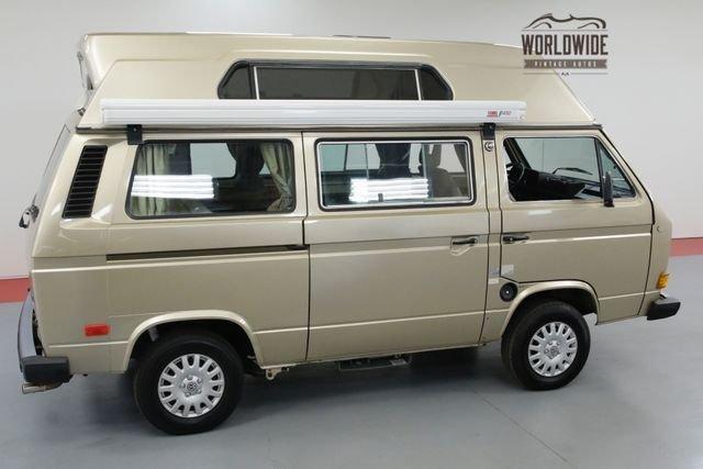 1985 Volkswagen Vanogan Wolfsburg