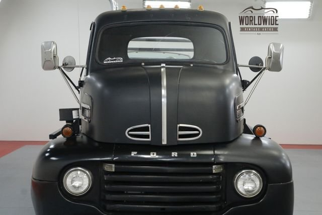 1949 Ford Coe