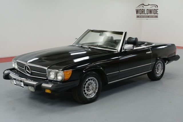 1979 Mercedes Benz 450Sl