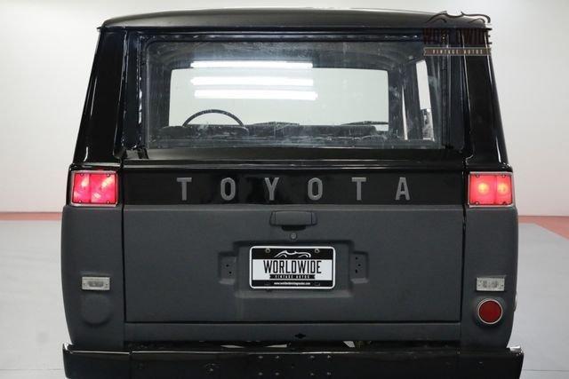 1969 Toyota Land Cruiser