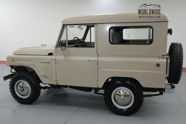1969 Nissan Patrol