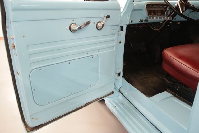 1955 Ford Panel